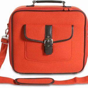 Retro Full Size Laptop Bag - Melissa Beth Designs